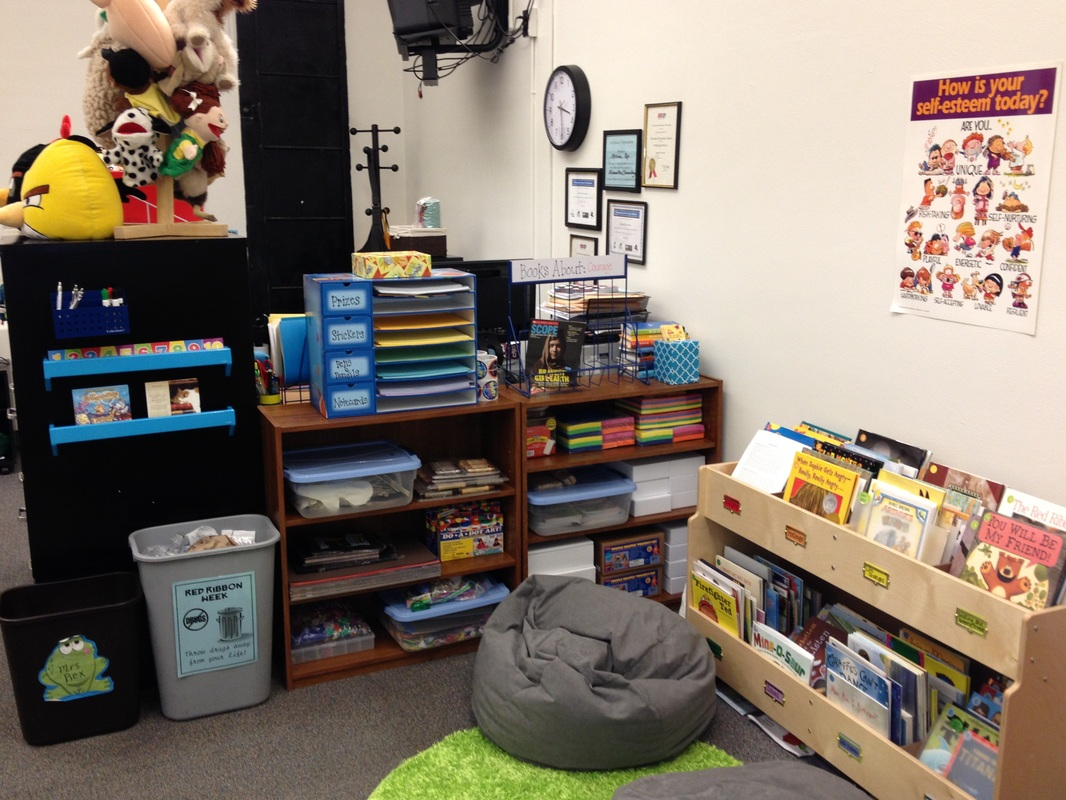 Excellent  Blog Before Pictures Of My 20112012 School Counseling Office Space