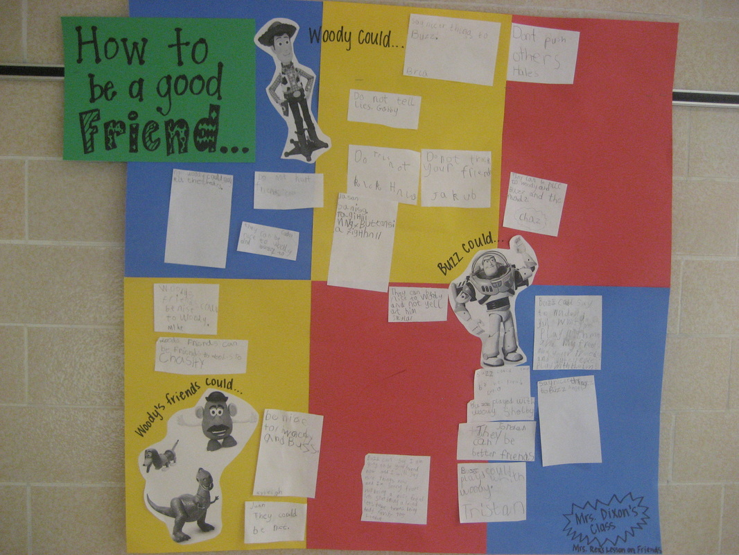 Using stories in elementary school counseling