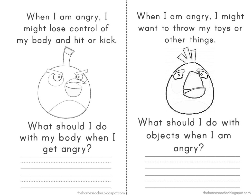 worksheet Emotions Worksheet identifying emotions worksheet abitlikethis found angry birds posters and a workbook to use with students great