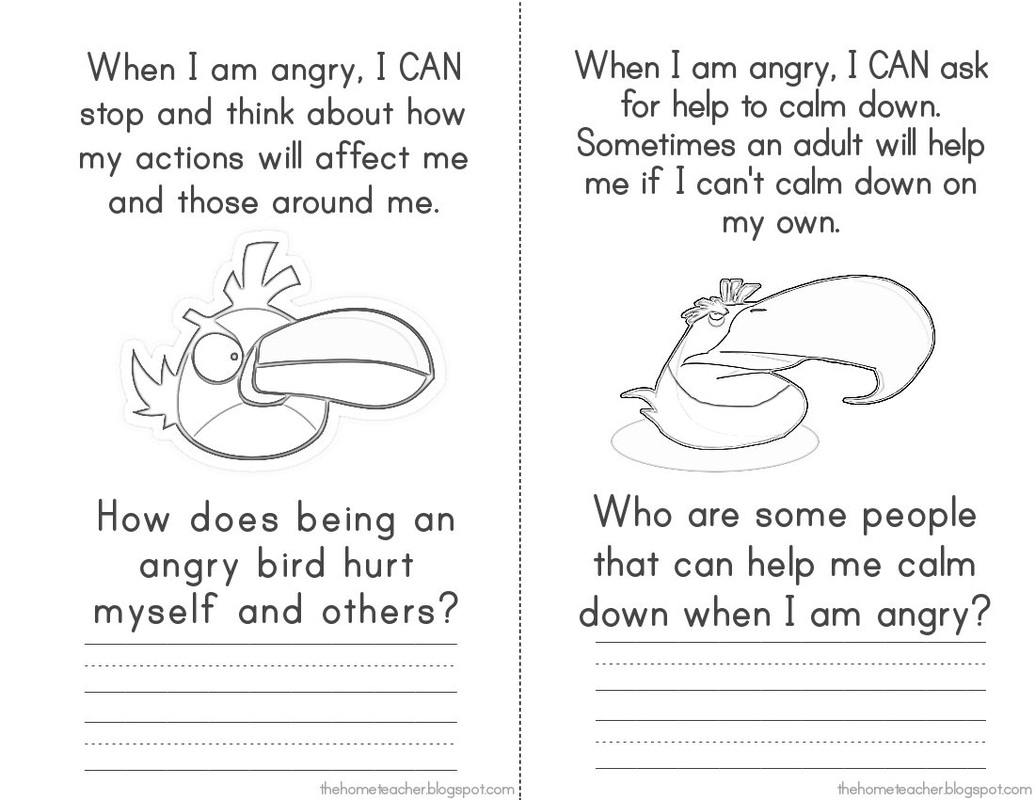 Identifying and Expressing Feelings Elementary School Counseling – Coping Skills Worksheets for Kids